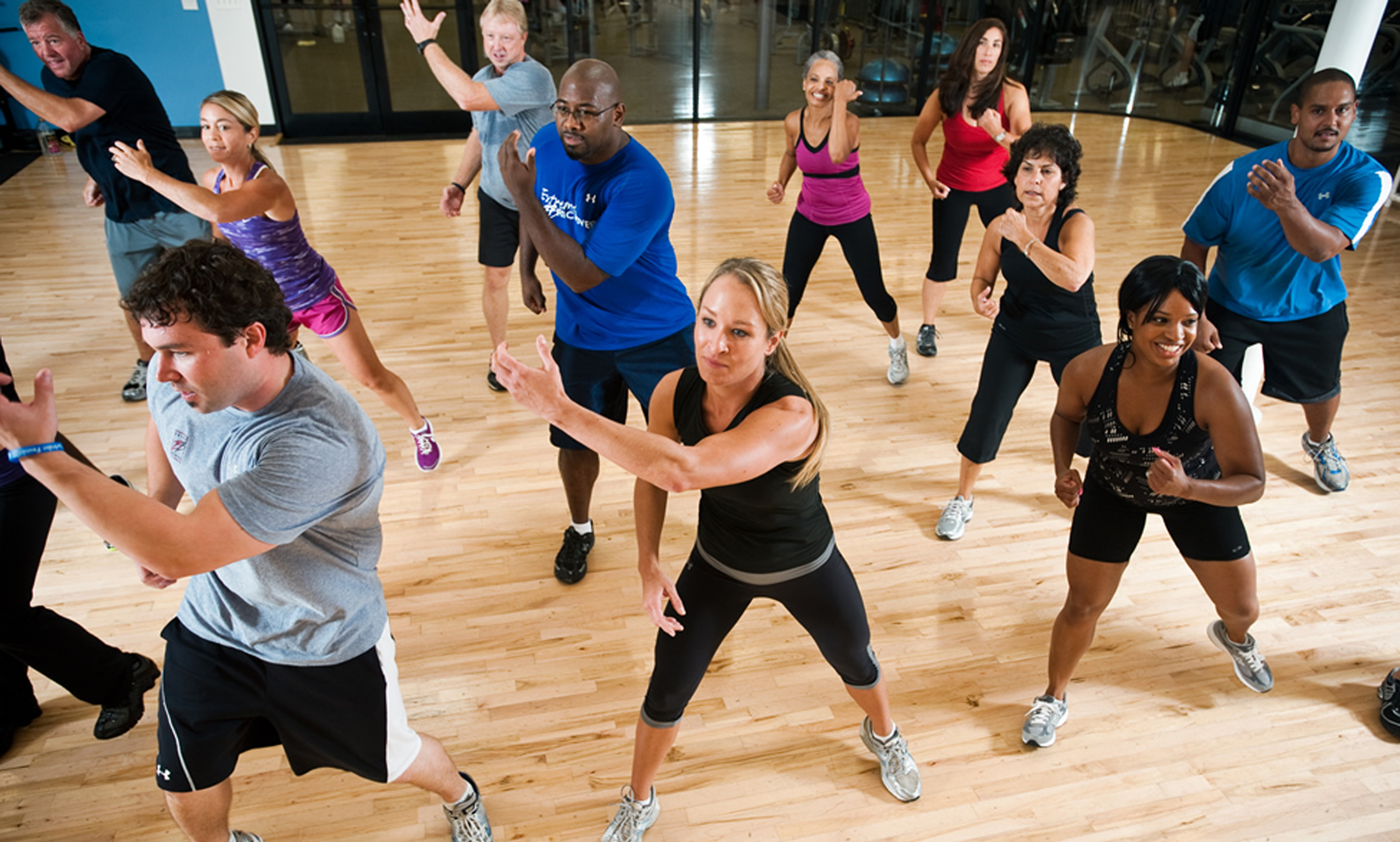 Fitness Classes | Tybody